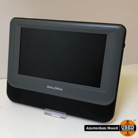 Salora DVP7048TWIN Portable DVD Speler