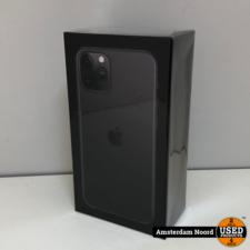 Apple Apple iPhone 11 Pro 64GB Grijs (Nieuw+Bon)
