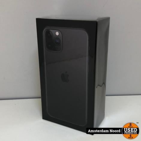 Apple iPhone 11 Pro 64GB Grijs (Nieuw+Bon)
