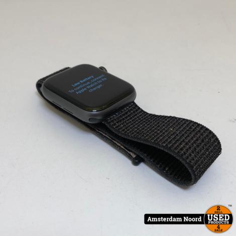 Apple Watch Series 4 44MM Aluminium Case Space Gray
