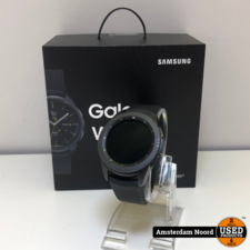 Samsung Samsung Galaxy Watch 42mm Zwart
