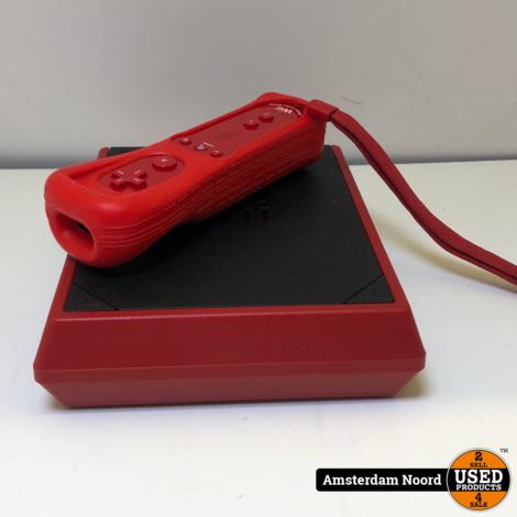 Nintendo Wii Mini Rood