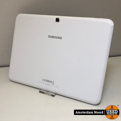 Samsung Galaxy Tab 4 10.1 16GB Wit