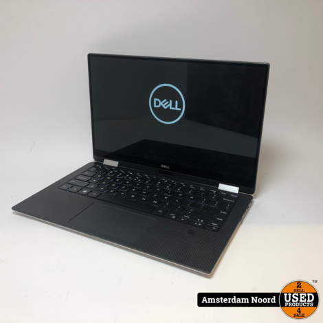 Dell XPS 13 9365-9X59M Laptop 13.3FHD-Touch/i7-7Y75/8GB/256SSD/W10