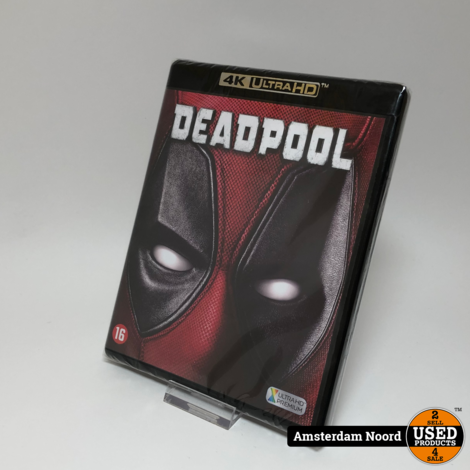 4K Blu-ray: Deadpool