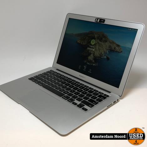 MacBook Air 2017 13/i5-1.8Ghz/8GB/128SSD/Catalina