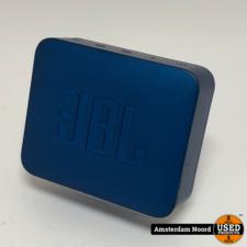 JBL JBL GO2 Bluetooth Speaker Blauw