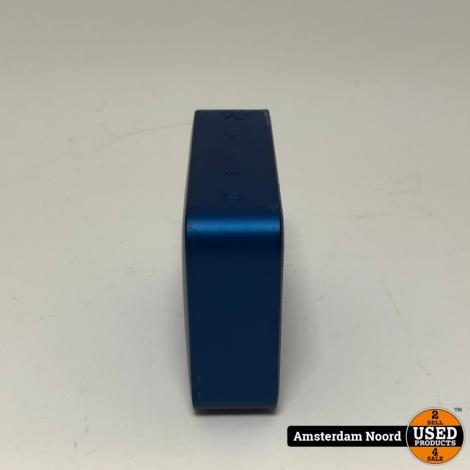 JBL GO2 Bluetooth Speaker Blauw