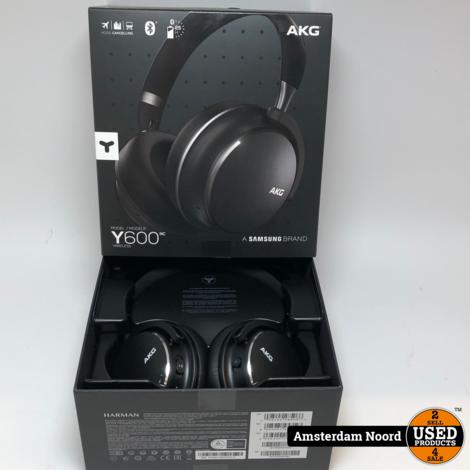 AKG Y600 Nc Headphone Zwart