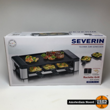 Severin RG2676 Raclette Grill 850W