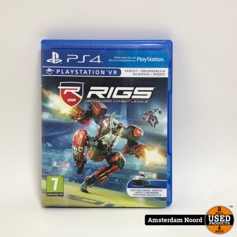 PS4 Rigs