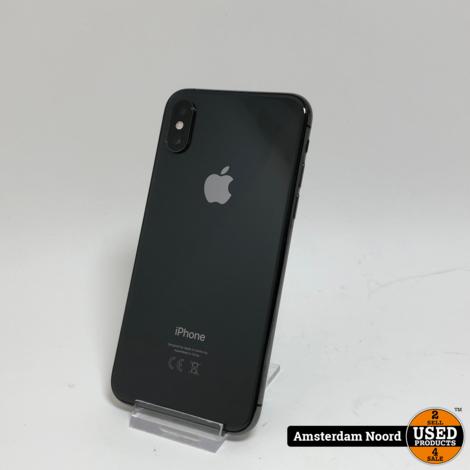 Apple iPhone XS 256GB Grijs