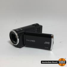 JVC JVC GZ-E15BE Camcorder