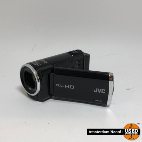 JVC GZ-E15BE Camcorder