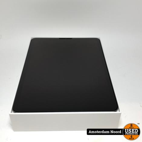 Apple iPad Pro 11-inch 64GB Wifi Grijs (Nieuwstaat)
