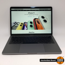 Apple MacBook Pro 2019 Touchbar 13-inch i5-1.4GHz/8GB/128SSD/Catalina (Nieuwstaat)