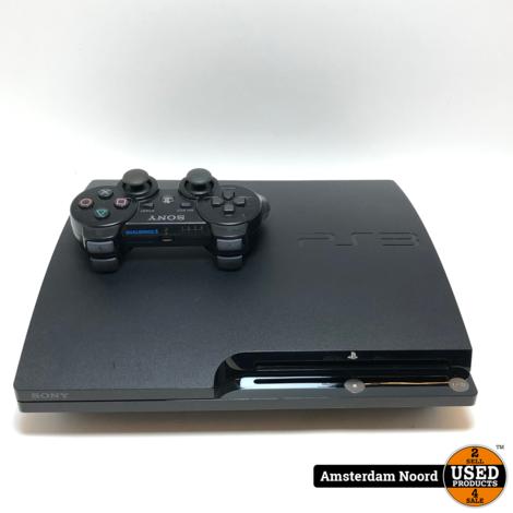 Playstation 3 120GB Slim