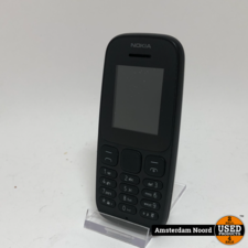 Nokia Nokia 105 Zwart