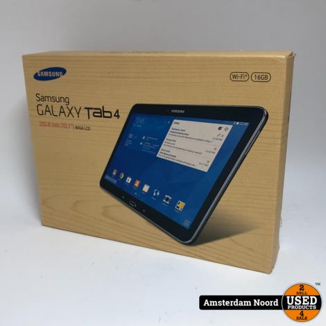 Samsung Galaxy Tab 4 10.1 T530 16GB WiFi Black