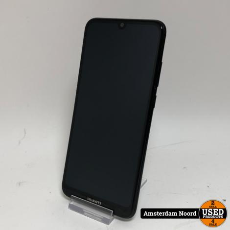 Huawei Y6 2019 Zwart