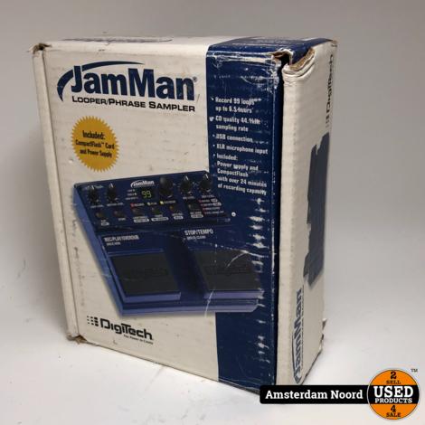 DigiTech JamMaster Looper