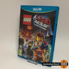 Wii U Lego The Movie Videogame