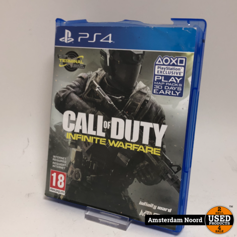 PS4 Infinite Warfare