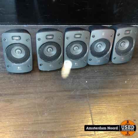 Logitech Z906 5.1 Speakerset