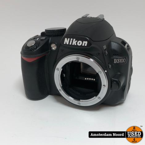Nikon D3100 Body Camera