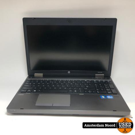 HP ProBook 6570b Laptop - 15.6/i5/4GB/500HDD/Win10