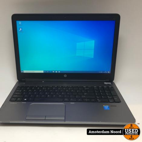 HP ProBook 650 G1 Laptop - 15.6FHD/i5-4200/8GB/500SSD/W10