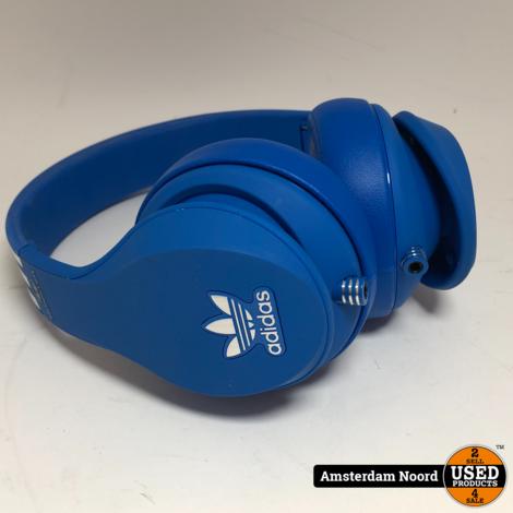 Adidas Monster Blauw Koptelefoon