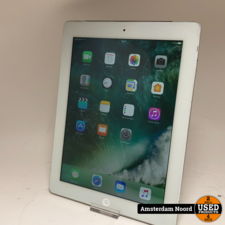 Apple Apple iPad 4 16GB Wifi + Cellular Wit