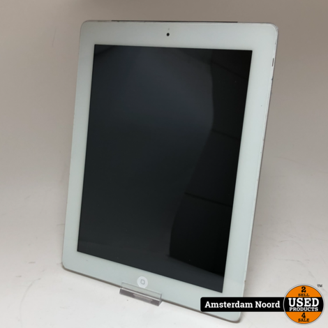 Apple iPad 4 16GB Wifi + Cellular Wit