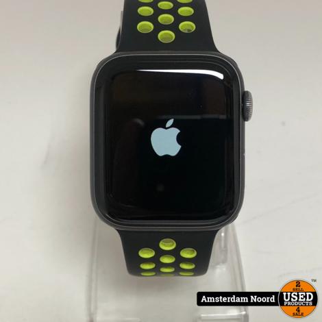 Apple Watch Series 4 44mm Aluminium GPS Grijs