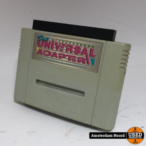 Nintendo Adapters