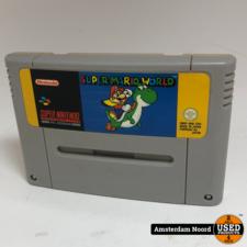 Nintendo SNES Super Mario World