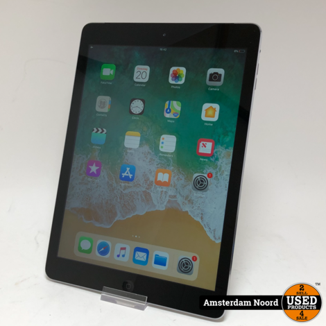 Apple iPad Air 1 WiFi + Cellular 4G 32GB Grijs