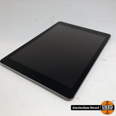 Apple iPad Air 1 WiFi 32GB Grijs