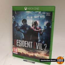 Xbox One Resident Evil 2