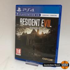 PS4 Resident Evil VII Biohazard
