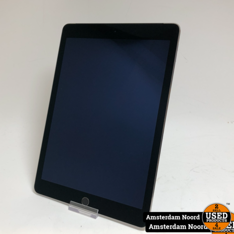 Apple iPad Air 2 WiFi + Cellular 4G 128GB Grijs