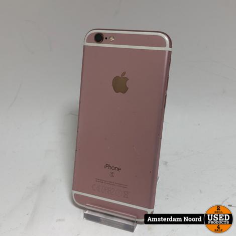 Apple iPhone 6s 64GB Roze