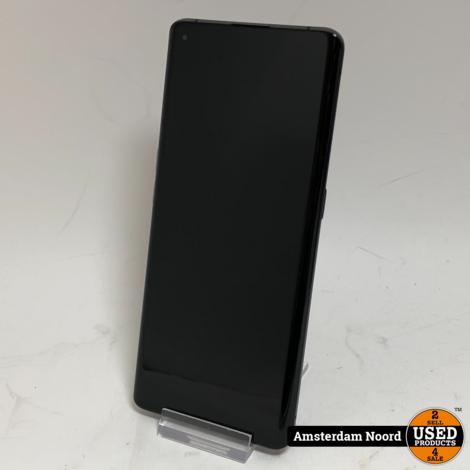 Oppo Find X2 Bright Black 12GB 256GB (Nieuwstaat+Bon)