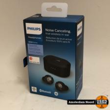 Philips Philips TAT8505BK Bluetooth Noice Cancelling (Nieuw)
