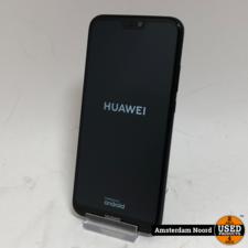 Huawei Huawei P20 Lite Zwart