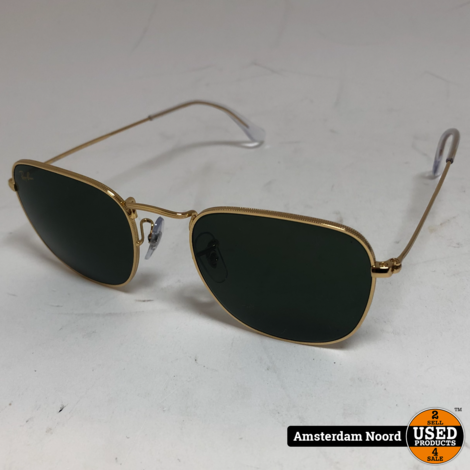 Ray-Ban RB3857 Frank 9196/31 51x20