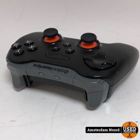 Steelseries GC-00002 Stratus XL Wireless Gaming Controller For Windows & Android