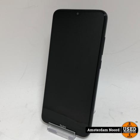 Xiaomi Redmi 8 32GB Dual SIM Zwart