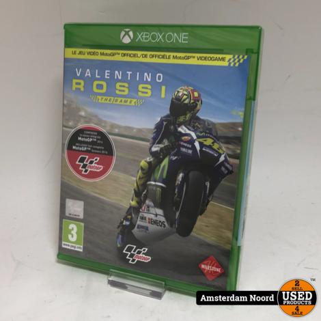 Xbox One Valentino Rossi (Nieuw)